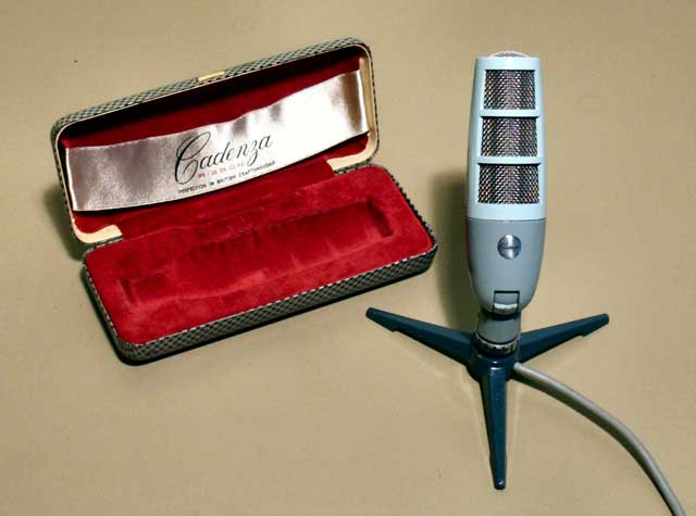 Simon Cadensa Ribbon Mic